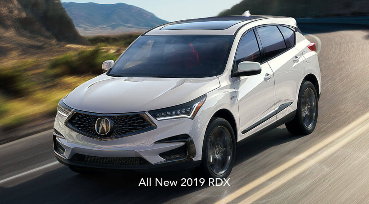 Acura RDX Alabama Acura Dealers - 2018 acura rdx roof rails