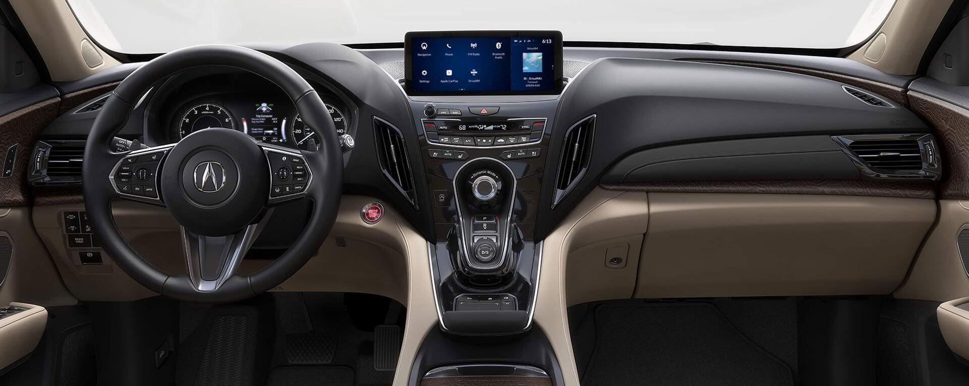 2019 Acura Rdx Dallas Forth Worth Acura Dealers